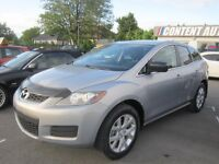 2007 Mazda CX-7 GS AUTOMATIQUE TOIT  1.2 3 CHANCE AU CREDIT