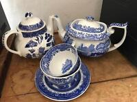 Crockery Tea Set