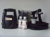 LA Spray Tanning Machine for Home use with 2 bottles of Tan