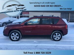 2012 Jeep Compass Sport/North, AC, CRUSE, 4X4