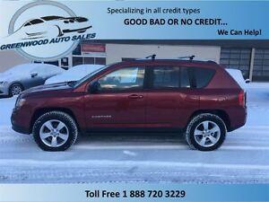 2012 Jeep Compass Sport/North, AC, CRUSE, 4X4