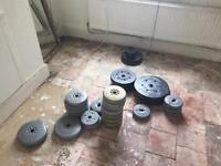 York barbell weights various sizes
