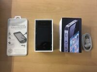 Apple Iphone 4S 32GB O2 Black *** GOOD CONDITION ***