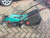 BOSCH 3 year old lawnmower -Still available!!