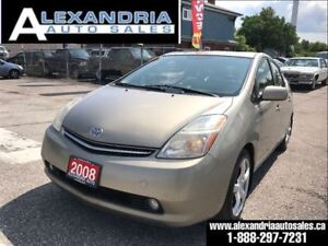 2008 Toyota Prius safety included very clean