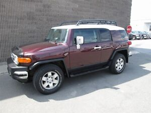 2007 Toyota FJ Cruiser WITH INCLIMITOR