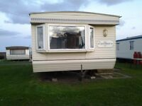 2 Bedroom static caravan for hire Red Lion Arbroath