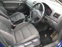 2004 vw golf tdi gt model 6 speed gearbox