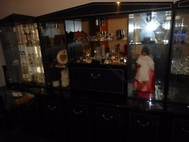 Dark Blue Sideboards and Display Cabinets