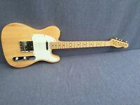 Tokai Breezy sound TELE Electric Guitar. vintage blond + new gig bag + new strings see below