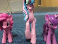 Used My Little Pony Figurines