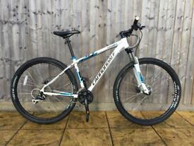 Cannondale trail 7 mountain bike will post