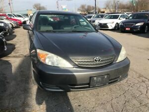2003 Toyota Camry LE | FRESH TRADE | AS IS