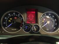 Mk5 Golf R32 Highline full information display cluster