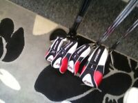 Full set Precise golf clubs