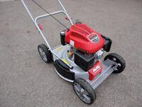 Petrol Lawnmower. 18 inch. VGC.