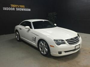 2004 Chrysler Crossfire Loaded