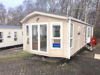 luxurious static holiday home includes 2017 site fees- sundrum castle ayr