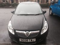 Black Vauxhall Corsa - 1.3 CDTi Breeze 3dr