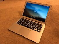 "Macbook Air 13"" (Mid 2013), i5, 8GB RAM, 128GB"