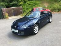 2004 MGTF 1.8 CONVERTIBLE // IDEAL WEATHER