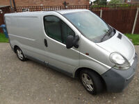 NISSAN PRIMASTAR SE 1.9 CDTI FULLY LOADED VAN