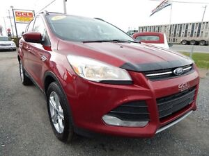 2013 Ford Escape SE AWD 2.0 Ecoboost - Aucun accident, Un seul p