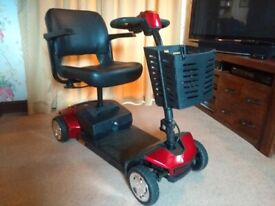 Mobility Scooter (Foldable)