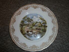 Gainsborough bone china plate