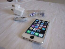 Apple iphone 5S 16gb on vodafone NETWORK