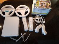 Nintendo Wii Console, Controllers & Games for sale
