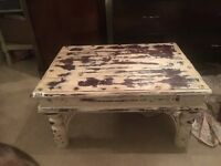 Mexican pine coffee table ideal project