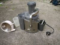 breville stainless steel large juicer