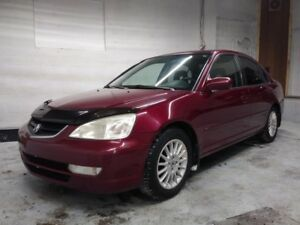 2002 Acura EL Touring