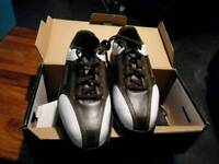 Nike golf shoes, brand new and in box, uk6. 5