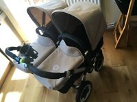 Bugaboo Donkey Twin- Very Good Condition