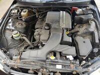 Black 53 plate lexus is200 TTE