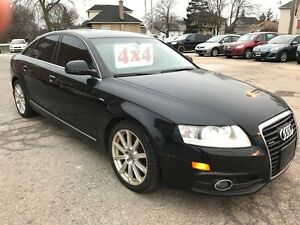 2010 Audi A6 3.0L QUATTRO S-LINE - SAFETY & WARRANTY INCL