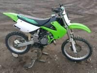 Kawasaki KX85 2005 KX 85