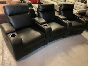 Power Recline Home Theatre Seating