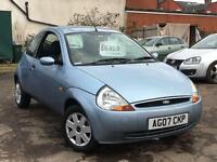 Ford Ka 1.3 2007 + FULL SERVICE HISTORY + MOT TILL SEP 2017 + SUPERB DRIVE