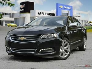 2017 Chevrolet Impala 2LZ LEATHER, PANORAMIC SUNROOF, 3.6 L V...