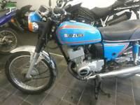 Suzuki SB200 200cc 1981 2-stroke. Rare classic in good condition