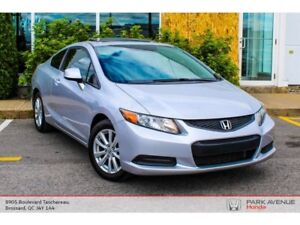 2012 Honda Civic EX (A5) *Mags*Toit ouvrant*