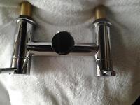 new bath mixer taps