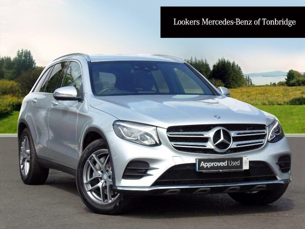 mercedes benz glc class glc 250 d 4matic amg line silver 2016 03 21 in tonbridge kent gumtree. Black Bedroom Furniture Sets. Home Design Ideas