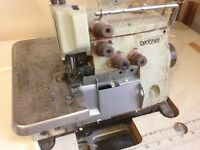 Brother Industrial Overlocker, 4 thread sewing machine