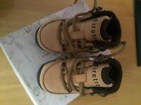 Childrens Firetrap boots