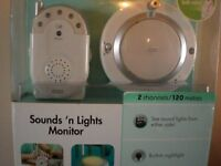 fisher price sound and lights moniter