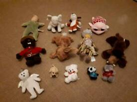 Small Cuddly Toy Bundle